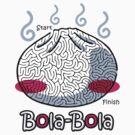 Maze Shirts: Bola-Bola! by melaiken