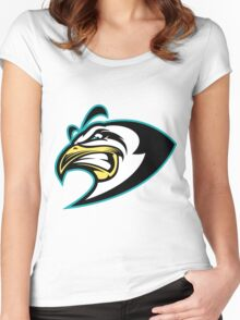 Black Eagle Women's Fitted Scoop T-Shirt