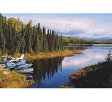 Come fly with me to Alaska! Photographic Print