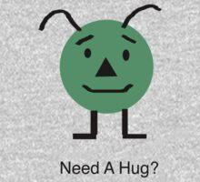 Need A Hug? One Piece - Long Sleeve