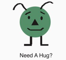 Need A Hug? by Scott Ruhs