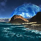 Blue Moon Bay by AlienVisitor