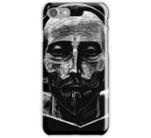 Cervantes iPhone Case/Skin