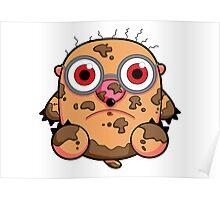 Messy Mole Poster