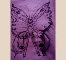 Lili Fairie Womens Fitted T-Shirt