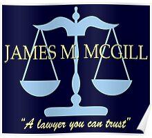 Better Call Saul - James M. McGill Poster