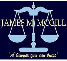 Better Call Saul - James M. McGill Photographic Print