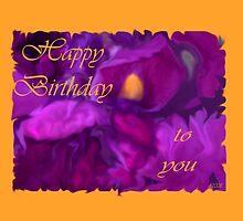happy Birthday to You by budrfli