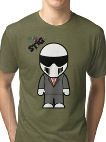 The Stig - Bunga Bunga Stig Tri-blend T-Shirt
