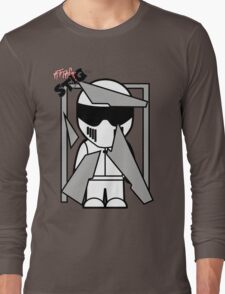 The Stig - Attack Stig Long Sleeve T-Shirt