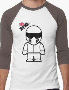 The Stig - Big Stig Men's Baseball ¾ T-Shirt