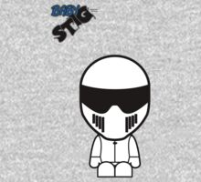 The Stig - Baby Stig Kids Clothes