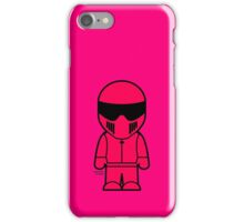 The Stig - Pink Stig iPhone Case/Skin