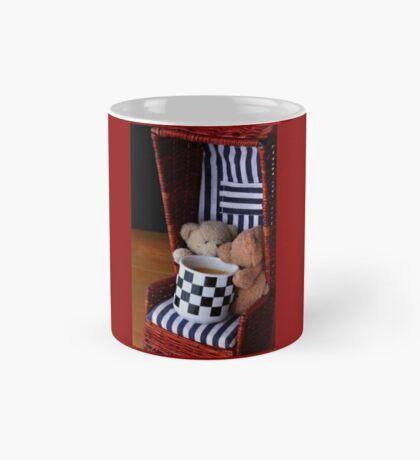 Bear's Sunday Coffee Time  Mug
