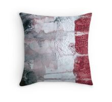 Shadow Flag Throw Pillow