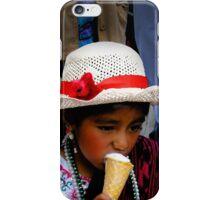 Cuenca Kids 582 Watercolour iPhone Case/Skin