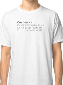 120 Chritians Classic T-Shirt