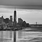 Freedom Tower by zinchik