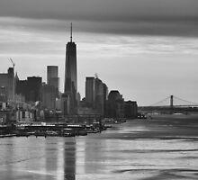 Freedom Tower by zinchik
