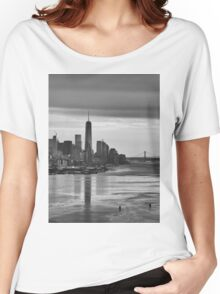 Freedom Tower Women's Relaxed Fit T-Shirt