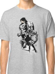Robot -Girl Classic T-Shirt