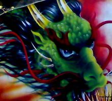Dragon Head by saseoche