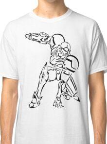 Samus Aran Celtic Classic T-Shirt