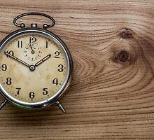 Vintage alarm by JPopov