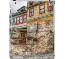 Old house Kavala iPad Case/Skin