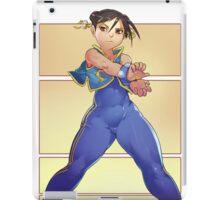 Chun-Li iPad Case/Skin