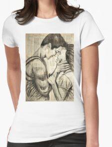 Enjoyment Womens Fitted T-Shirt
