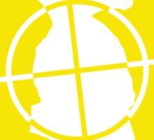 QuasiTarget - Yellow Sticker