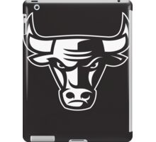 Chicago Bulls - Black & White iPad Case/Skin