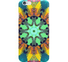 Colour and Pattern Mandala iPhone Case/Skin