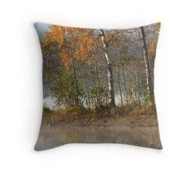 'Autumn' Throw Pillow