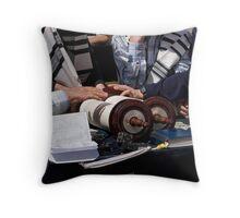 The Torah Throw Pillow