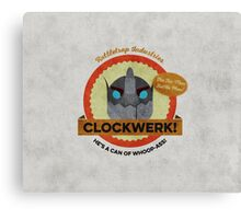 Dota2 - Clockwerk 50s  Canvas Print