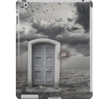 Time iPad Case/Skin