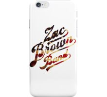 Zac Brown Band American Logo iPhone Case/Skin