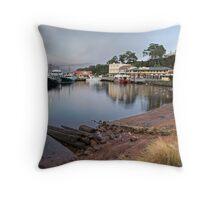 Strahan Harbour Throw Pillow