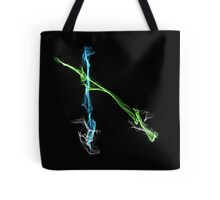Pair of lightsabers Tote Bag