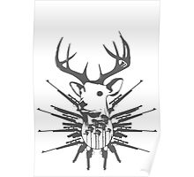 Deer hunt Poster