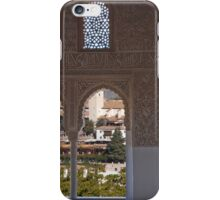 View of The Moors iPhone Case/Skin