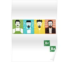 BreakingBad #2 Poster