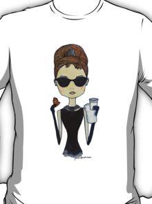 Audrey Hepburn, Breakfast at Tiffany's T-Shirt