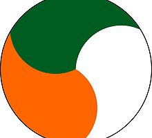 Roundel of the Irish Air Corps by abbeyz71