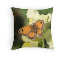 Gatekeeper Throw Pillow