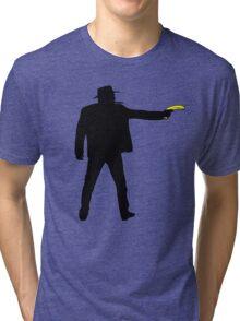 Real Cowboys Shoot Bananas! Tri-blend T-Shirt