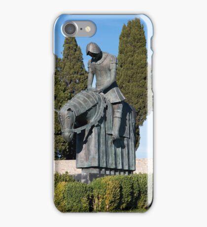 Wannabe Knight iPhone Case/Skin
