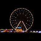 Big wheel fun by Kevin Meldrum
